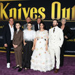 Chris Evans Premiere Of Lionsgates' 'Knives Out' - Arrivals