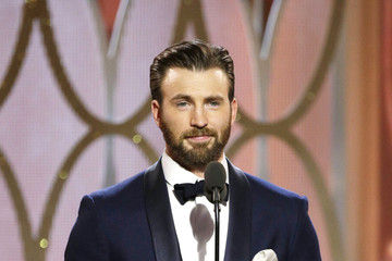 Chris Evans NBC's '73rd Annual Golden Globe Awards' - Show