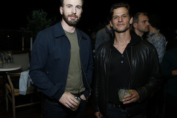 Chris Evans NewFest Opening Night After Party