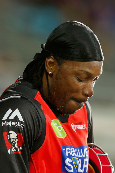 gayle flirting big bash Windies cricketer chris gayle fined for flirting with for flirting with a female reporter as she was which gayle is playing for in the big bash.