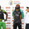 Chris Gayle 3rd vs. 4th - 2018 Hero Caribbean Premier League (CPL) Tournament Play-Off 2