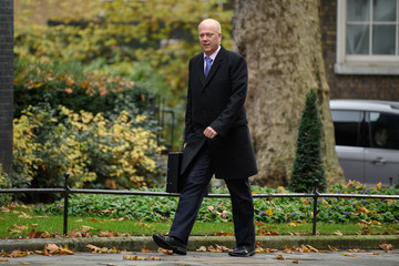 Chris Grayling Government Ministers Attend Social Reform Meeting