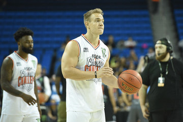 Chris Gronkowski Monster Energy $50K Charity Challenge Celebrity Basketball Game