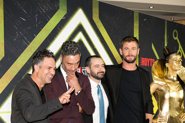 Chris Hemsworth Brad Winderbaum 'Thor: Ragnarok' Sydney Special Event Screening - Arrivals