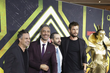Chris Hemsworth Brad Winderbaum 'Thor: Ragnarok' Sydney Screening Event