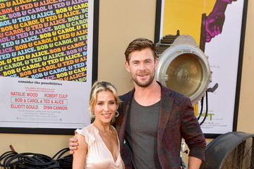 Chris Hemsworth Sony Pictures' 'Once Upon A Time...In Hollywood' Los Angeles Premiere - Arrivals