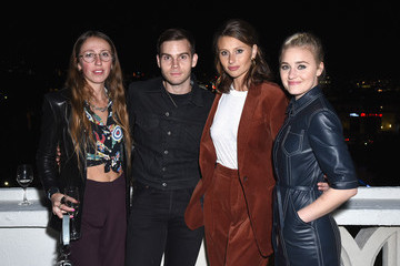 Chris Horan BY FAR Party Hosted By Haim And Maya Rudolph