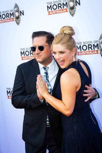 'The Book of Mormon' Opening Night - Arrivals