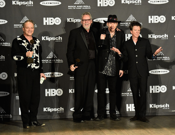 30th Annual Rock And Roll Hall Of Fame Induction Ceremony - Press Room