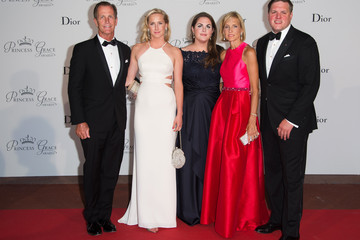 Chris Le Vine 2015 Princess Grace Awards Gala With Presenting Sponsor Christian Dior Couture
