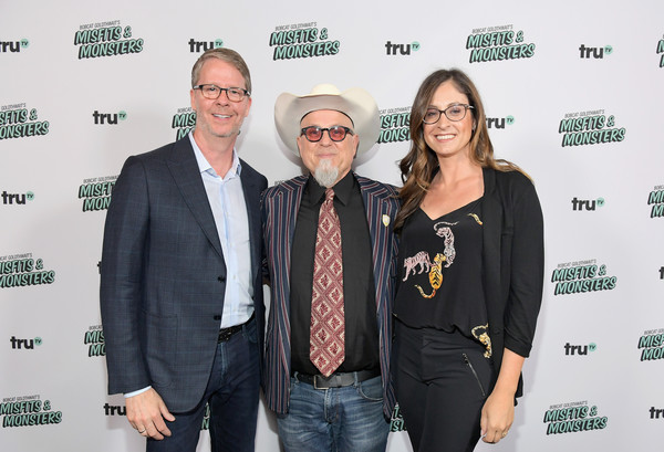 Bobcat Goldthwait's Misfits & Monsters Premiere Party at the Hollywood Roosevelt