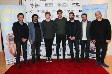 Chris Loveall Pivot's 'Please Like Me' Panel At NYTVF
