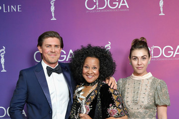Chris Lowell 21st CDGA (Costume Designers Guild Awards) - Backstage And Green Room