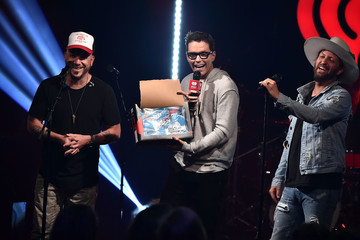 Chris Lucas Bobby Bones iHeartMedia's Bobby Bones Book Release Party - 'FAIL UNTIL YOU DON'T: FIGHT. GRIND. REPEAT.'