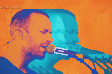 Chris Martin Global Goal: Unite For Our Future - Summit & Concert