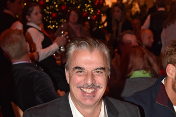 Chris Noth Gut Aiderbichl Christmas Market 2019 Opening