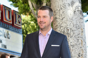 Actor Chris O'Donnell attends a ceremony honoring him with the 2544th Star on Hollywood Walk Of Fame on March 5, 2015 in Hollywood, California.