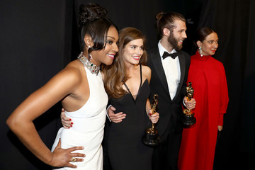 Chris Overton 90th Annual Academy Awards - Backstage