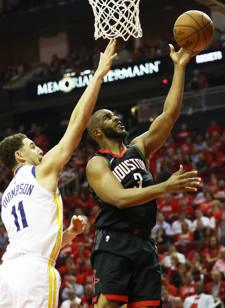 Golden State Warriors vs. Houston Rockets - Game Five