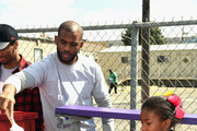 Chris Paul and NBA Cares Assist New Orleans Dryades YMCA