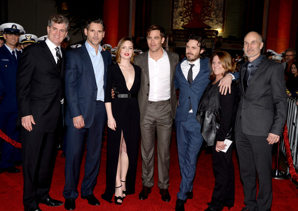 Premiere of Disney's 'The Finest Hours' - Red Carpet [the finest hours,event,red carpet,carpet,premiere,suit,flooring,formal wear,official,tuxedo,jim whitaker,dorothy aufiero,craig gillespie,actors,chris pine,l-r,disney,red carpet,premiere]