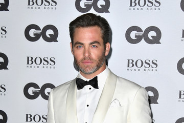 Chris Pine GQ Men of the Year Awards 2016 - Red Carpet Arrivals