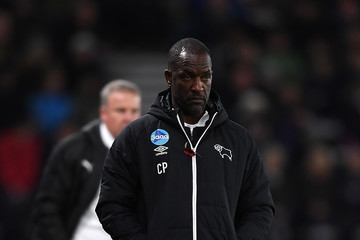 Chris Powell Derby County v Rotherham United - Sky Bet Championship