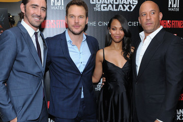 Chris Pratt 'Guardians of the Galaxy' Screening in NYC