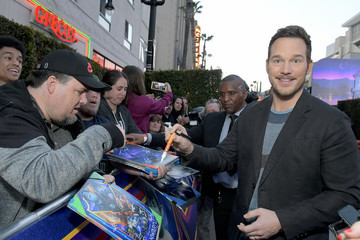 Chris Pratt 2020 Getty Entertainment - Social Ready Content