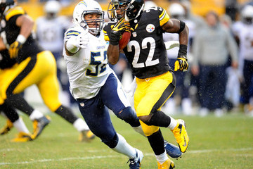 Chris Rainey San Diego Chargers v Pittsburgh Steelers