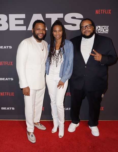 Netflix Hosts After Party For BEATS Premiere At The American Black Film Festival