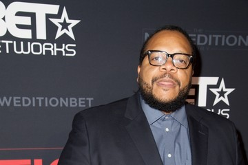 Chris Robinson BET's 'The New Edition Story' Premiere Screening