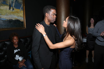 Chris Rock 2015 Tribeca Film Festival After Party For 'A Ballerina's Tale'