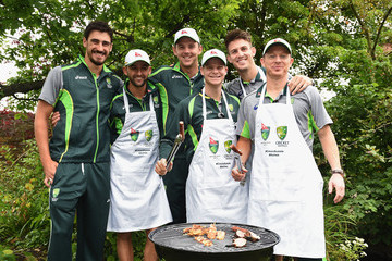 Chris Rodgers Australian Ashes Squad Welcome BBQ