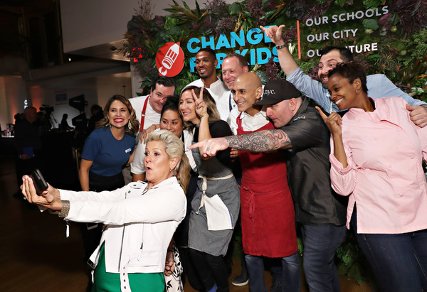 Change For Kids Hosts Their Sixth Annual Super Chefs Benefit At The Altman Building In NYC