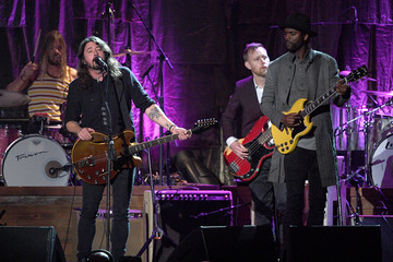 Chris Shiflett 59th Grammy Awards - MusiCares Person of the Year Honoring Tom Petty - Show