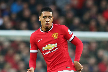 Chris Smalling Manchester United v Hull City - Premier League