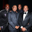 Chris Spencer BET Presents The 51st NAACP Image Awards - Backstage