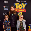 "Chris Stapleton Premiere Of Disney And Pixar's ""Toy Story 4"" - Arrivals"