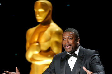 Chris Tucker Academy of Motion Picture Arts and Sciences' 8th Annual Governors Awards - Show