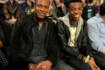 Chris Tucker State Farm All-Star Saturday Night - NBA All-Star Weekend 2014