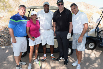 Chris Tucker Coach Woodson Las Vegas Invitational Golf Tournament