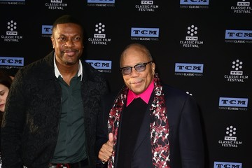 """Chris Tucker 2017 TCM Classic Film Festival - Opening Night Gala - 50th Anniversary Screening Of """"In The Heat Of The Night"""" - Arrivals"""