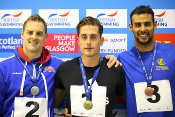Chris Walker-Hebborn British Swimming Championships - Day Two