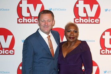 Chris Walker TV Choice Awards - Red Carpet Arrivals