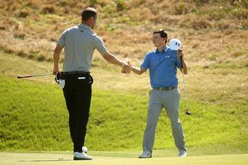 Chris Wood World Golf Championships-Dell Match Play - Round Two