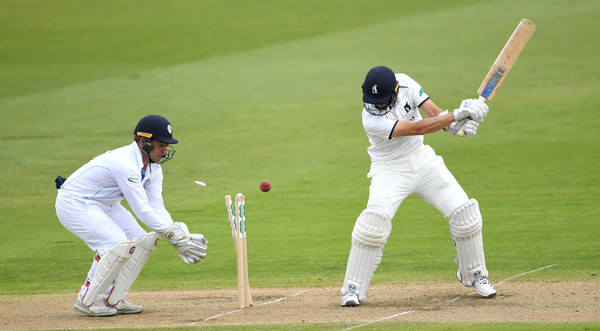 Warwickshire Vs. Derbyshire - Specsavers County Championship: Division Two