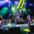 Chris Wyse The Hollywood Vampires Perform At The Greek Theatre