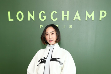 Chriselle Lim Longchamp - Front Row - February 2020 - New York Fashion Week: The Shows
