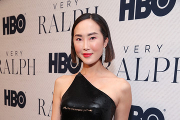 Chriselle Lim Premiere Of HBO Documentary Film 'Very Ralph' - Red Carpet
